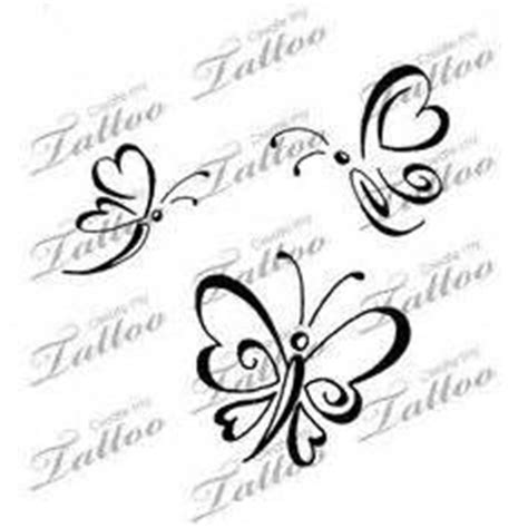 butterfly tattoo with numbers butterfly tattoo silhouettes butterfly flutter