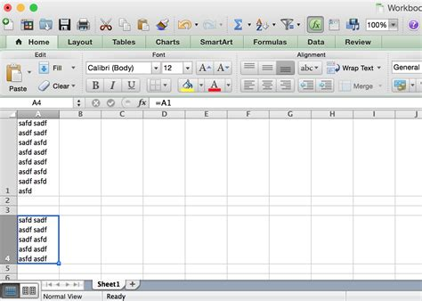 format excel height cells excel 2010 wrap text autofit row height excel vba cell