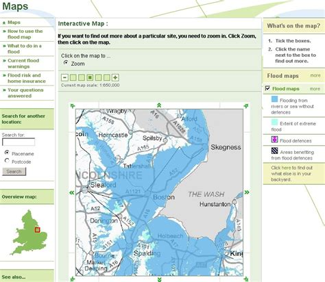 flood map uk environment agency mapping news by mapperz
