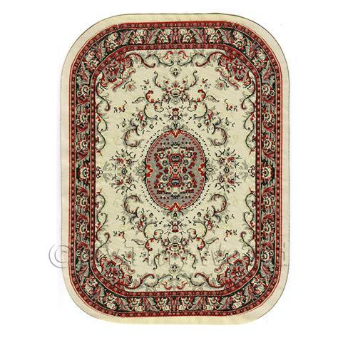 large oval rug dolls house miniature large oval carpet rug vclo01 ebay