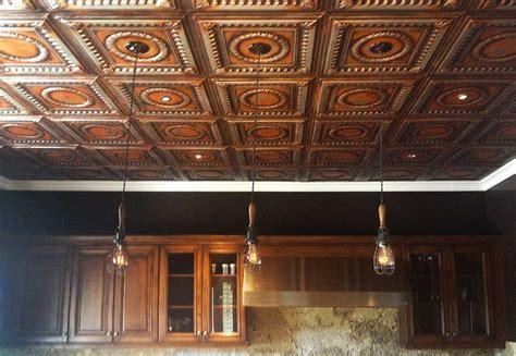 Tin Kitchen Ceiling by Tin Kitchen Ceiling Traditional Kitchen Other Metro