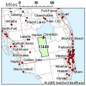 clewiston florida map clewiston zip 33440 florida