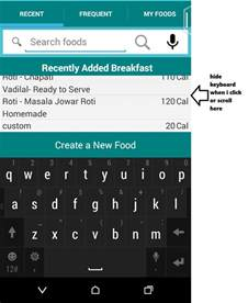 hide keyboard android android hide keyboard when click the listview stack overflow