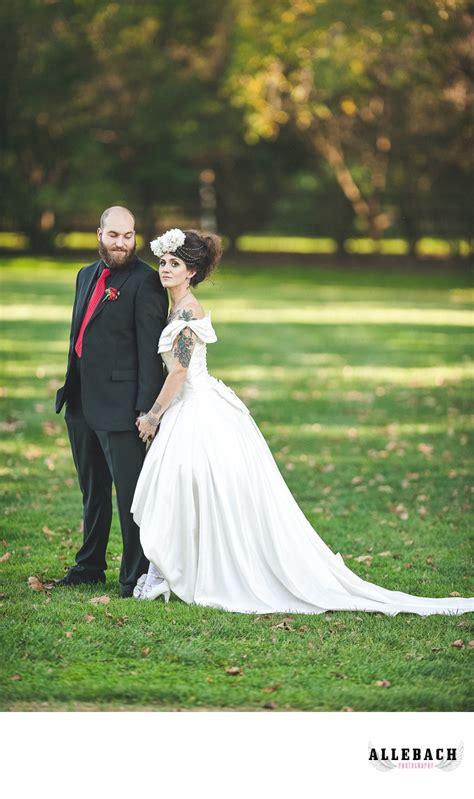 Groom And Photography by Philadelphia S Tattooed Groom Photographer The