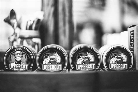 Pomade Sweet Jerry the panic room presents uppercut deluxe the panic room read