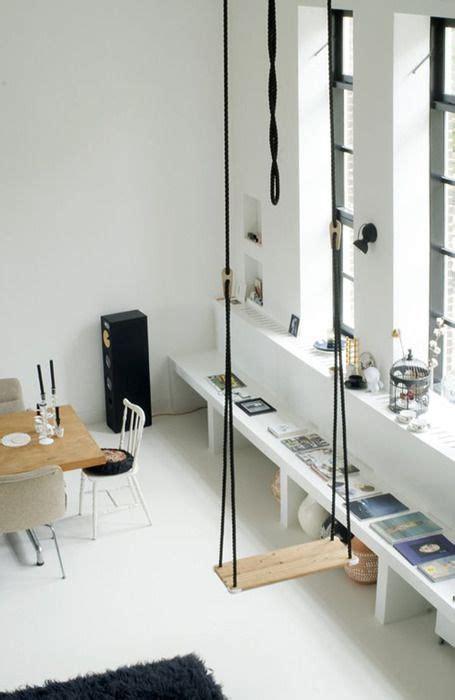 Balancoire D Interieur Pour Bébé by Balan 231 Oire D Int 233 Rieur Id 233 Es D 201 Co Salon Living