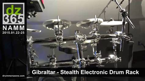 Jual Rack Drum Gibraltar gibraltar stealth electronic drum rack
