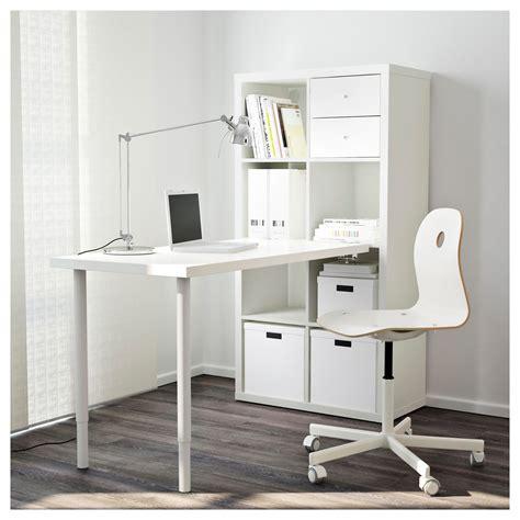 escritorio kallax ikea kallax desk combination white in 2019 products