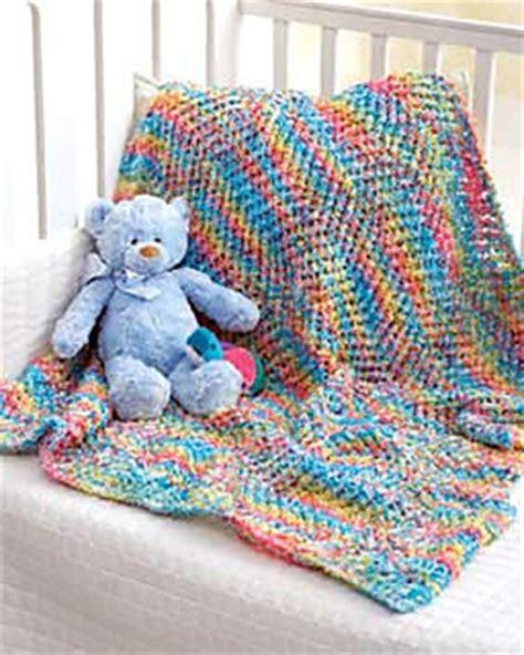 ufo zig zag pattern ravelry zig zag lace blanket pattern by bernat design studio