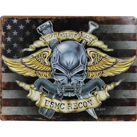 marine corps order on tattoos usmc recon ideas for the usmc
