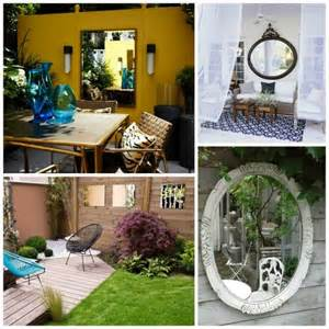 miroir ext 233 rieur pour une d 233 co de jardin extraordinaire ideeco