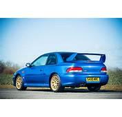 1998 Subaru Impreza STI 22B Expected To Sell For $100000
