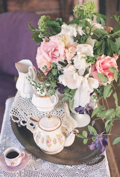 Table Decoration Ideas For Birthday Party by 354 Best Images About Vintage Tea Party On Pinterest