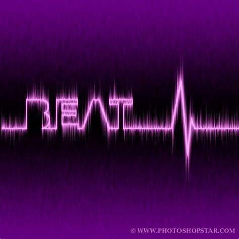 typography heart tutorial creating cardiac rate effect with photoshop
