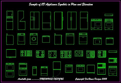Kitchen Refrigerator Cabinet by Related Keywords Amp Suggestions For Autocad Blocks