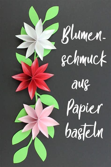 tischdeko papierblumen papierblumen basteln f 252 r tischdekoration plotterfreebie