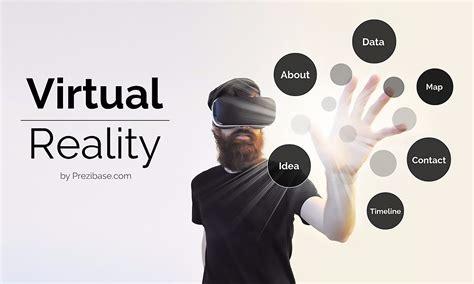Virtual Reality Prezi Template Prezibase Augmented Reality Ppt Template