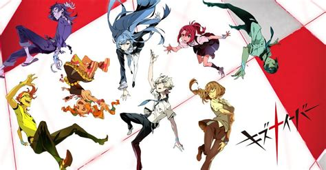 Best Live Action Anime by Studio Trigger S Kiznaiver Anime Website Launched Yu