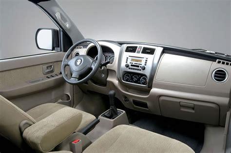 Interior Suzuki Apv by Suzuki Apv Minivan Suzuki Autos Nuevos Nuevos 2017