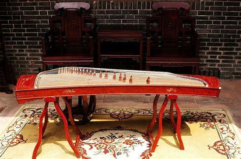 Senar Guzheng 21 Senar 10 alat musik yang berasal dari luar negeri anityaaap