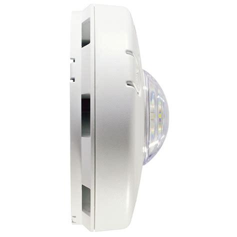 strobe light smoke alarms alert hardwired led strobe light smoke alarm