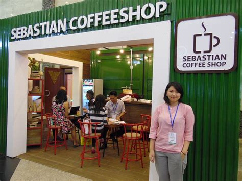 Franchise Coffee Shop franchise coffee shop berkonsep kontainer