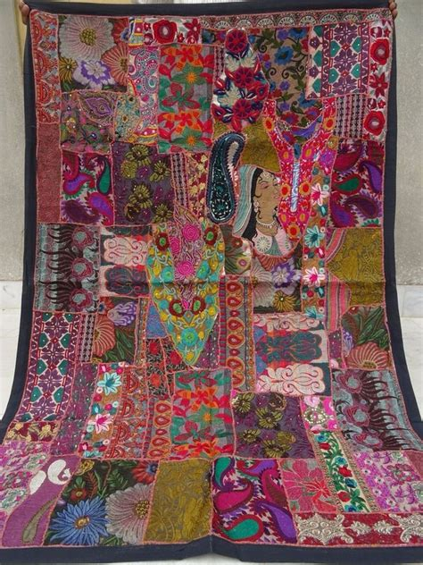 Patchwork Tapestry - 116 best images about vintage pachwork tapestry wall