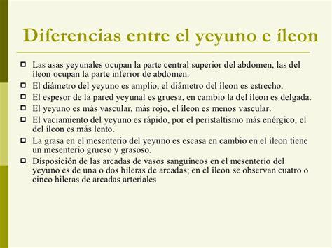 diferencia entre inductor e inducido intestino delgado y grueso
