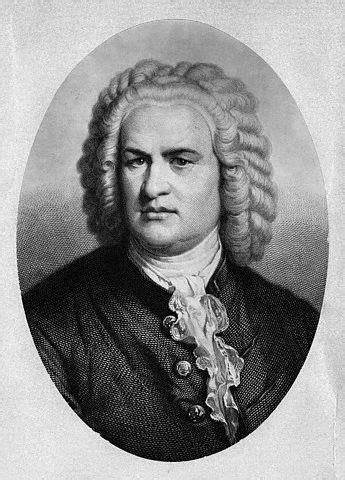 J S Bach bach johann sebastian 1685 1750 the bible as