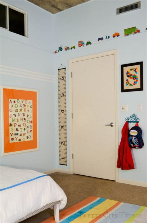 sebastian s colorful big boy room project nursery