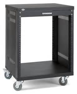 Portable Audio Rack Samson Srk12 Rack