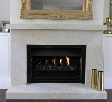 Fireplace Nz by Bevelled Surround Carved In Hinuera