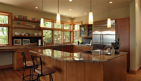 corner kitchen island pinkerton corner wilson architects inc