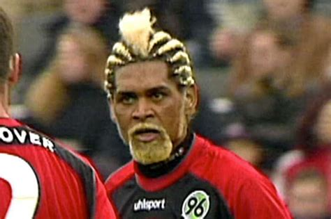 7 Hairstyles For Football Season by The Worst Haircuts Of All Time Page 2 Urban75 Forums