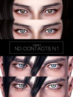 sims 4 cc sclera contact 1000 images about sims 3 stuff i like on pinterest