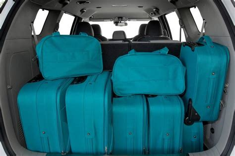 hyundai imax luggage space kia carnival review auto expert by cadogan save