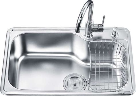 Single Bowl Kitchen Sink Top Mount by China Top Mount Single Bowl Kitchen Sink Oa 7246 China