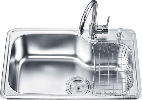 Single Bowl Kitchen Sink Top Mount China Top Mount Single Bowl Kitchen Sink Oa 7246 China Stainless Steel Kitchen Sink Single