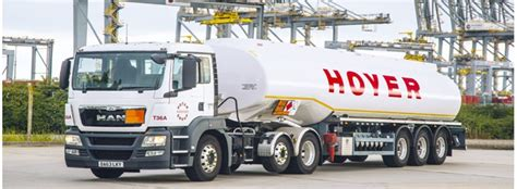 tanker driver vacancies with hoyer