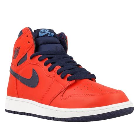 Nike Air 1 Retro nike air 1 retro high og bg 575441 606 blue