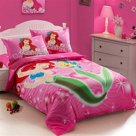 little mermaid twin comforter set little mermaid bedding set twin spillo caves