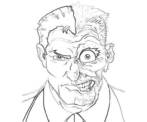 joker face coloring pages batman two face coloring pages az coloring pages joker
