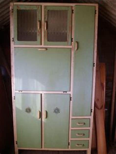 1950 39 s vintage kitchen larder cupboard cabinet hoosier and larder kitchenettes on pinterest larder