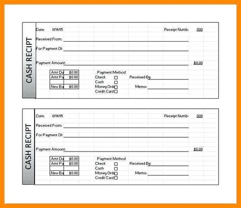 receipt template numbers mac receipt format excel yagoa me