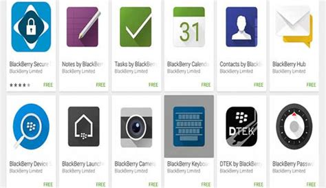 Play Store Cannot Update Blackberry Priv Android Apps Available For On