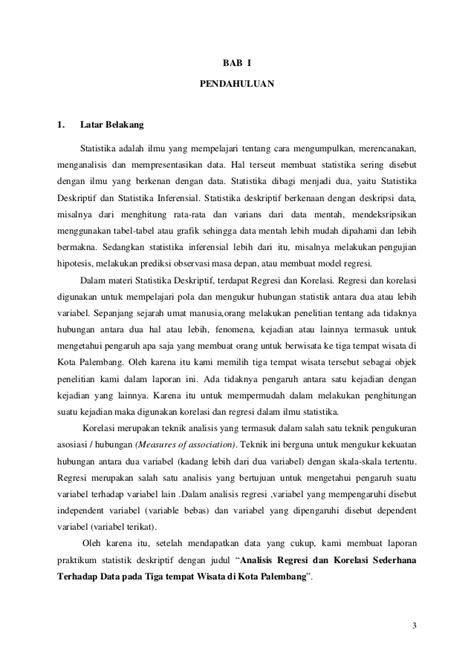 cara membuat laporan praktikum laju reaksi laporan praktikum statistik deskriptif