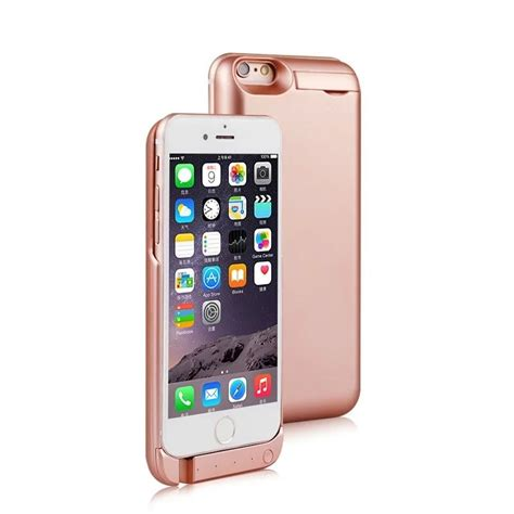 10000 mah battery power external for iphone 6 6s plus battery backup charger cover for