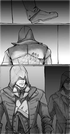 以吻封缄 Sealed with a kiss? :D   Assassin's Creed   Assassins