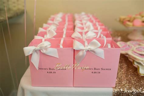 Baby Shower Pink by Pink And Gold Baby Shower Ideas Wblqual