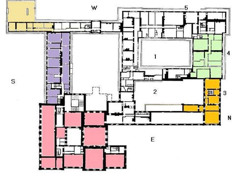 Kensington Palace 1a Floor Plan | houses of state kensington palace photos and floor
